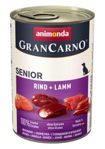 Animonda GranCarno Senior Rind + Lamm
