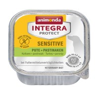 Animonda Integra Sensitive Pute Pastinake 150 g
