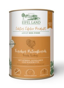 Eifel Land frisches Putenfleisch