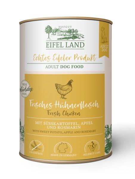 Eifel Land frisches Hühnerfleisch